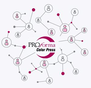 Proforma Color Press logo