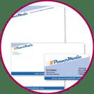 corporate identity print materials